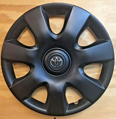 4x 15 in Black Matte wheel cover fit Toyota Sienna 2003 2002 2001 2000 1999 1998