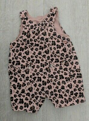 Baby Girls Playsuit Romper Age 6-9 Months Brilliant Condition