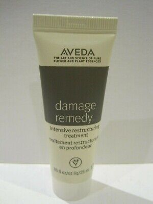 AVEDA - Damage Remedy - Intensive Restructuring Treatment - 25ml - NEW