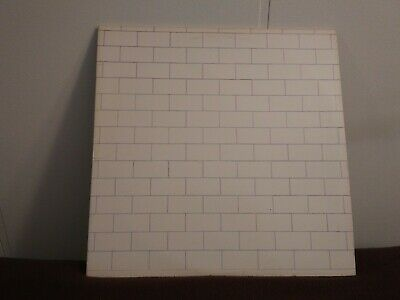 "Pink Floyd (The Wall) Double Album ""1979"" ORIGINAL"