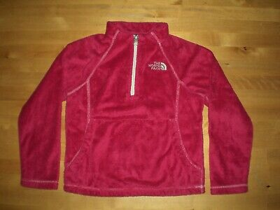 The North Face Furry Fleece Pullover Top Xs - Extra Small Girls Age 6  *Superb*