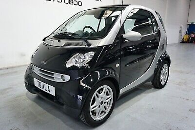 2002 Smart ForTwo 0.6 City Passion in Silver with 58000 Miles