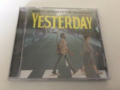 Original Motion Picture Soundtrack Yesterday Cd Album New And Sealed. H1