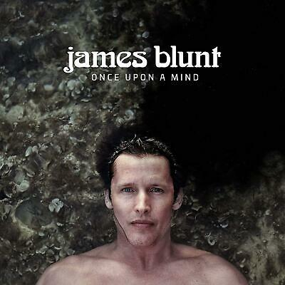 Once Upon A Mind By James Blunt Brand New Audio CD Pop BestSeller Music Gift UK