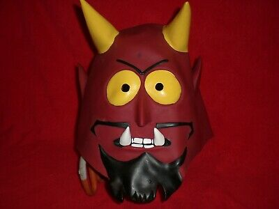 South Park Huge Adult Sized Satan Vinyl Mask