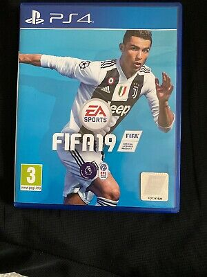 FIFA 19 ps4 game Played Only Once