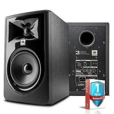 "JBL Professional 305P MkII 5"" Powered 2-way Studio Reference Monitor"