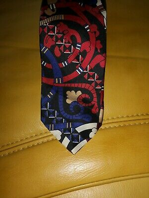 Mens Liberty Silk Tie very good condition made in England