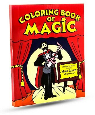 Magic Makers Coloring Book Trick Very Tiny 1.25 X 1.75 Inches