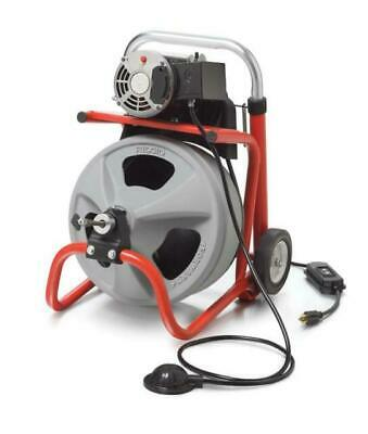 RIDGID 27013 K-400 T2 machine with 45 IW cable