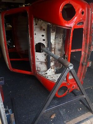 ROLLOVER JIG ,SPIT, ROTISSERIE,CLASSIC MINI, Clubman,Van,Pick-up, Estate, Cooper