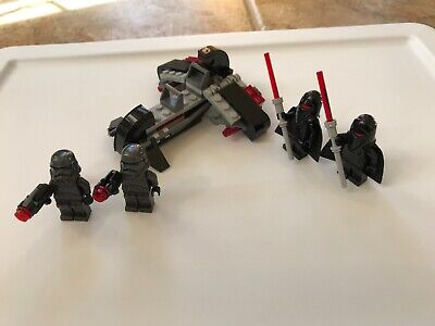Lego Star Wars 75079 Shadow Troopers Complete All Minifigures