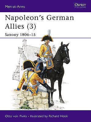 Osprey Men At Arms, Napoleon's German Allies: (3): Saxony, 1806-15