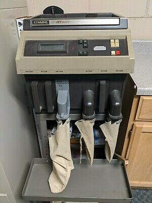 Cummins Jetsort 3000 (used) coin sorter/counter