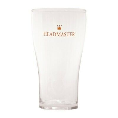 Crown Headmaster Conical Beer Glass 425ml
