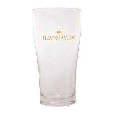 Crown Headmaster Conical Beer Glass 285ml