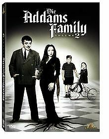 Die Addams Family - Volume 2 [3 DVDs] by Sidney L... | DVD | condition very good