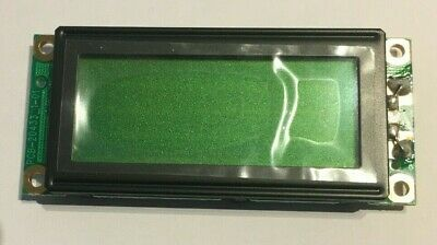 Batron Alphanumeric LCD Display, Yellow on Green, 4 Rows by 20 Characters