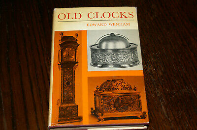 Old Clocks For Modern Use By Edward Wenham