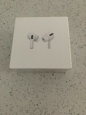 Apple AirPods Pro - White Sealed - Noise Cancellation 100% Original Brand New
