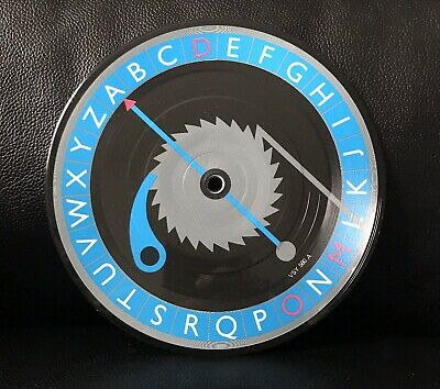 """Telegraph by Orchestral Manoeuvres In The Dark , 7"""" VINYL single Picture Disc"""