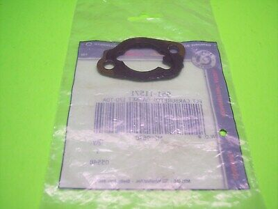 Genuine Oem Mtd Part # 951-11571 Carburetor Gasket; Rep. 751-11571