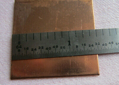 "20 Pieces Copper Metal Enameling Blanks 1-1/2"" inch Square Arts Crafts Hobby"