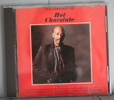 The Very Best of Hot Chocolate CD (1987)