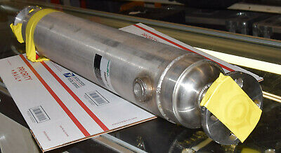 Air Products Prism Membrane Air Dryer Pe3020-E1-6J-00 Stainless Steel Casing