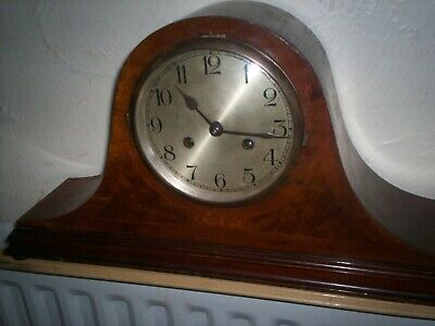 Chimimng Art Deco Mantle Clock