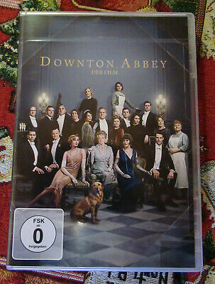 DOWNTON ABBEY - Der Film - DVD - neuwertig!