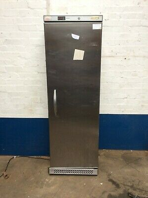 Tefcold Ur400S Stainless Steel Catering Refrigerator