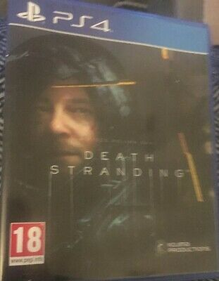 ps4 death stranding game