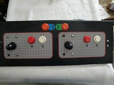 Nintendo vs.Video Arcade Game CONTROL PANEL, Nice / complete