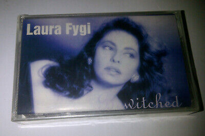 Laura Fygi - bewitched 1993 INDONESIA CASSETTE NEW - Toots Thielemans gronloh