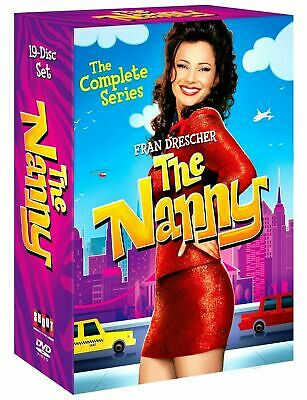 The Nanny: The Complete Series (DVD, 2015, 19-Disc Set) - Region 1