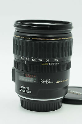 Canon EF 28-135mm f3.5-5.6 IS USM Macro Lens                                #495