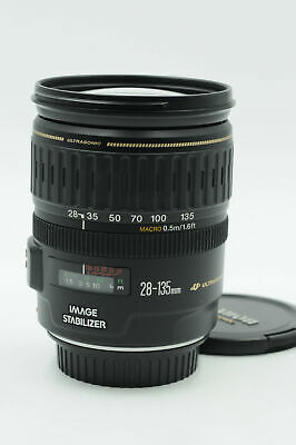 Canon EF 28-135mm f3.5-5.6 IS USM Macro Lens                                #332