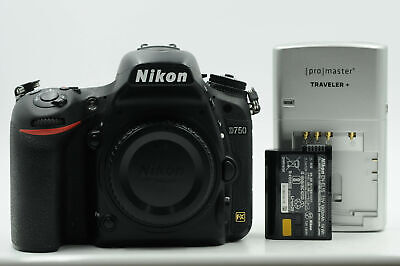 Nikon D750 24.3MP FX Digital Camera Body                                    #100