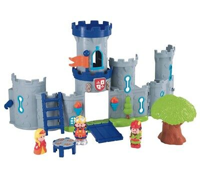 Early Learning Centre HappyLand Sherwood Castle Robin Hood Maid Marion