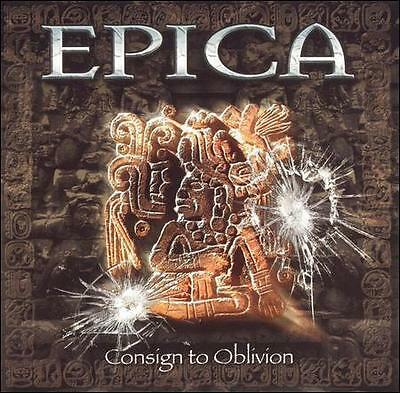 Consign to Oblivion EPICA CD ( FREE SHIPPING )
