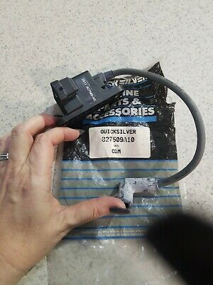 New Mercury Mercruiser Quicksilver Oem Part # 897977A09 Cable T//S G1 9Ft