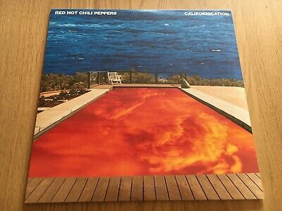 RED HOT CHILI PEPPERS CALIFORNICATION 2xLP VINYL NEW SEALED POP ROCK