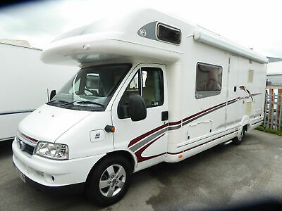 Swift Kontiki 655 4 berth 2005 low miles **LOVELY CONDITION**