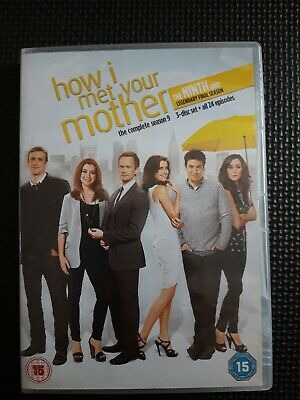 How I Met Your Mother Boxset - Complete Season 9