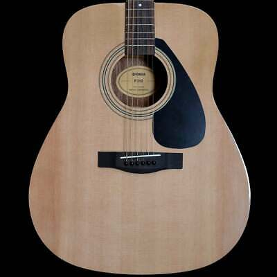 Yamaha F310 Acoustic Guitar (No Box, Some Damage)