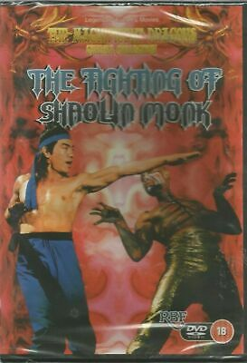 THE FIGHTING OF SHAOLIN MONK - Magnificent Dragons - **NEW & SEALED**