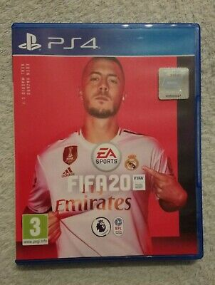 FIFA 20 for PS4 - excellent condition