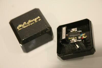 Shure V15 Type III Vintage Cartridge with Super Track Plus Stylus 'Scope Picture