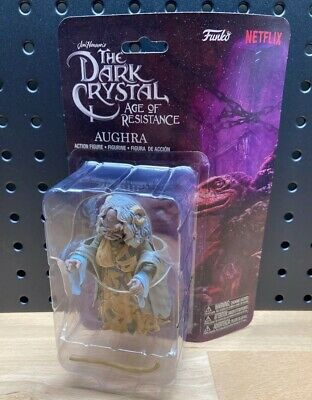 Funko the Dark Crystal Age  of Resistance Aughra action figure MOC